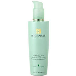 Estee Lauder -  Face Care Sparkling Clean Oil Control Foaming Gel Cleanser -  200 ml