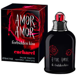 Cacharel Amor Amor Forbidden Kiss - туалетная вода - 100 ml