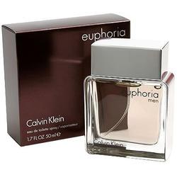 Calvin Klein Euphoria Men - туалетная вода -  пробник (виалка) 1.2 ml
