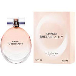 Calvin Klein Sheer Beauty - туалетная вода - 50 ml