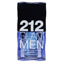 Carolina Herrera 212 Glam Men - туалетная вода - 100 ml TESTER