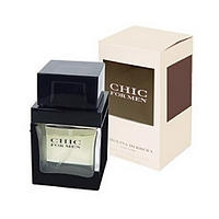 Carolina Herrera Chic for men - туалетная вода - 100 ml TESTER