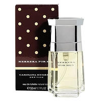 Carolina Herrera Herrera for men - туалетная вода - 50 ml