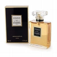 Chanel Coco - парфюмированная вода - 50 ml