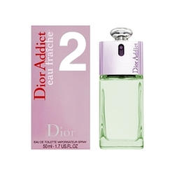 Christian Dior Addict 2 Eau Fraiche - туалетная вода - 20 ml