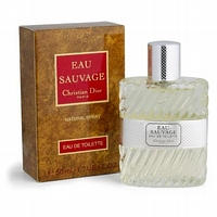 Christian Dior Eau Sauvage - туалетная вода - 100 ml TESTER