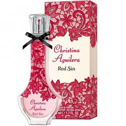 Christina Aguilera Red Sin - парфюмированная вода - 15 ml
