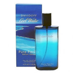 Davidoff Cool Water Man Pure Pacific - туалетная вода - 125 ml