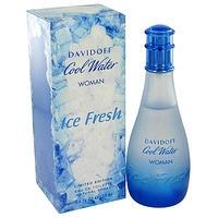 Davidoff Cool Water Woman Ice Fresh - туалетная вода - 100 ml TESTER