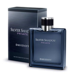 Davidoff Silver Shadow Private - туалетная вода - 50 ml