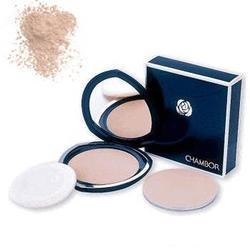 Запасной блок Пудры для лица Chambor -  Silver Shadow Compact Powder №03 Песочный
