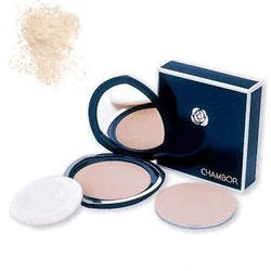 Пудра для лица Chambor -  Silver Shadow Compact Powder №04 Ocre