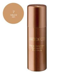 Тональный крем для лица Artdeco -  Face Bronzer Spray On-Formula №07 Natural Teint