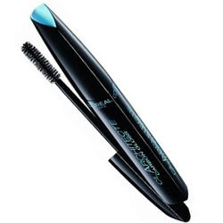 Тушь для ресниц Lоreal -  Lash Architect Carbon Gloss Black/Черная