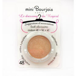 Тени для век Bourjois -  Le Dressing Du Regard №48 Бежево-Розовый