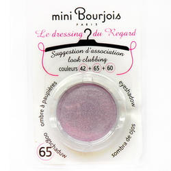 Тени для век Bourjois -  Le Dressing Du Regard №65 Сиреневый
