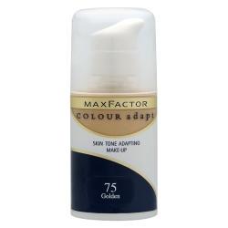 Тональный крем Max Factor -  Colour Adapt №75 Gold/Золотистый