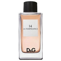 Dolce Gabbana Anthology La Temperance 14 - туалетная вода -  пробник (виалка) 1.5 ml