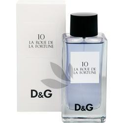 Dolce Gabbana Anthology La Roue de La Fortune 10 -  Набор (туалетная вода 100 + виалка 5*1,5 мл + сумка)