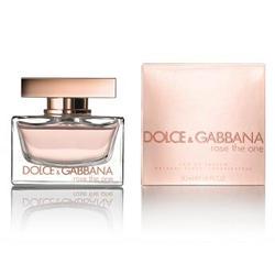 Dolce Gabbana Rose The One - парфюмированная вода -  пробник (виалка) 2 ml