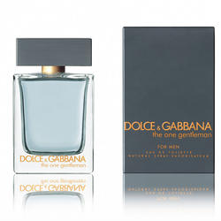 Dolce Gabbana The One Gentleman - туалетная вода -  пробник (виалка) 2 ml