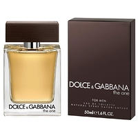 Dolce Gabbana The One for Men - туалетная вода -  пробник (виалка) 2 ml