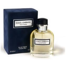 Dolce Gabbana pour homme - туалетная вода - mini 4.5 ml