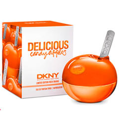 Donna Karan DKNY Delicious Candy Apples Fresh Orange - парфюмированная вода - 50 ml TESTER