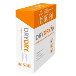 Dry Dry (Драй Драй) - Салфетки разового применения от обильного потовыделения - 1 шт