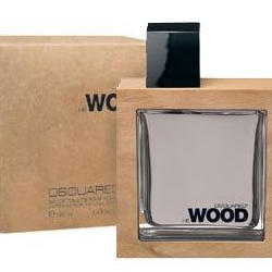 Dsquared 2 He Wood - туалетная вода -  пробник (виалка) 1.5 ml