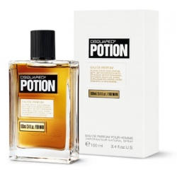 Dsquared 2 Potion For Man - лосьон после бритья - 100 ml