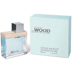 Dsquared 2 She Wood Crystal Creek Wood - парфюмированная вода - 50 ml