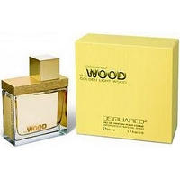 Dsquared 2 She Wood Golden Light Wood - парфюмированная вода - 50 ml + vial