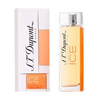 Dupont Essence Pure Ice Pour Femme - туалетная вода - 100 ml TESTER
