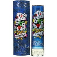 Christian Audigier Ed Hardy Love and Luck Men - туалетная вода - 30 ml