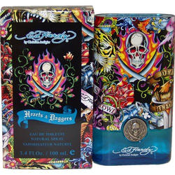 Christian Audigier Ed Hardy Hearts and Daggers for Him - туалетная вода - 100 ml TESTER