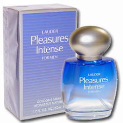 Estee Lauder Pleasures Intense for Men - туалетная вода - 50 ml
