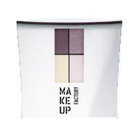 Make up Factory Набор Make Up Factory - Eye Color №48 Jazzberry Jam/Delicate Lilac/Vanilla Ice/Cupid Pink