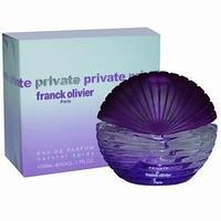 Franck Olivier Private - парфюмированная вода -  mini 7.5 ml