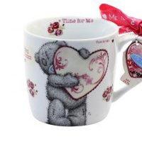 Чашка MTY (Me To You) -  Мишка с сердечком (арт. G01M0076)