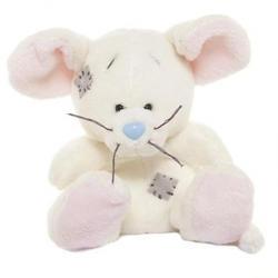 Друзья мишек Teddy Blue Nose -  плюшевая мышка 10 см (арт. G73W0014)