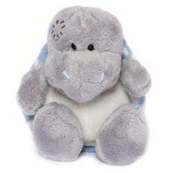 Друзья мишек Teddy Blue Nose -  плюшевая черепаха 10 см (арт. G73W0021)