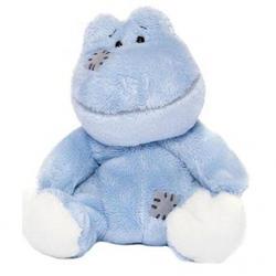 Друзья мишек Teddy Blue Nose -  плюшевый лягушонок 10 см (арт. G73W0024)