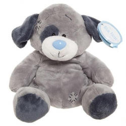 Друзья мишек Teddy Blue Nose -  плюшевая собака 20 см (арт. G73W0027)