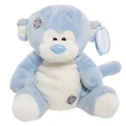 Друзья мишек Teddy Blue Nose -  плюшевая обезьяна 20 см (арт. G73W0029)