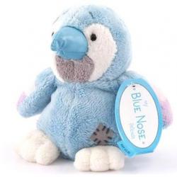 Друзья мишек Teddy Blue Nose -  плюшевый попугай 10 см (арт. G73W0056)