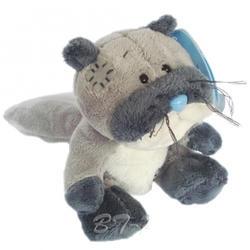 Друзья мишек Teddy Blue Nose -  плюшевая выдра 10 см (арт. G73W0077)