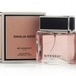 Givenchy Dahlia Noir  -  Набор (парфюмированная вода 50 + лосьон-молочко для тела 100 + косметичка)
