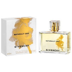Givenchy Naturally Chic - туалетная вода - 50 ml TESTER