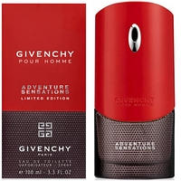 Givenchy pour homme Adventure Sensations - туалетная вода - 100 ml